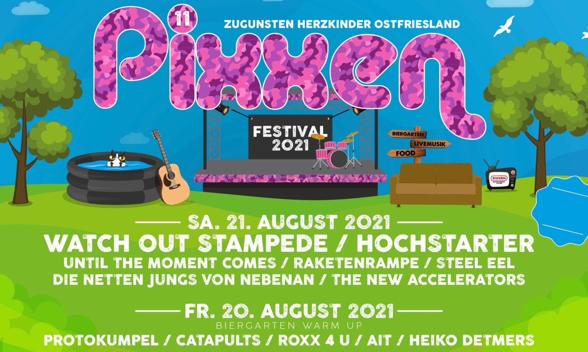 Pixxen Festival